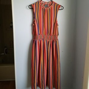 NWOT ModCloth Striped Dress
